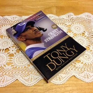 Tony Dungy, Quiet Strength, sports paperback